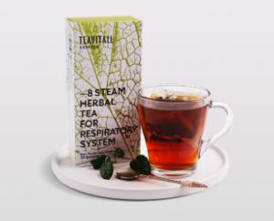 Дыхательная система - чай